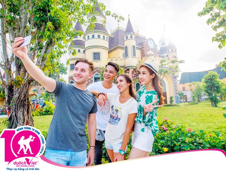 Du Lịch Phú Quốc 3 ngày giá tiết kiệm dịp hè 2018 khởi hành từ Sài Gòn