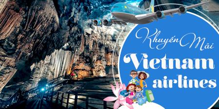 Tour Miền Trung - Thiên Đường 5 ngày khuyến mãi Vietnam Airlines 2018