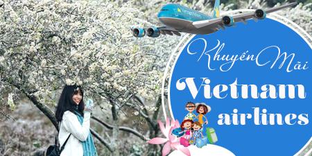 Du Lịch Tây Bắc - Mộc Châu 6 ngày khuyến mãi Vietnam Airlines 2018