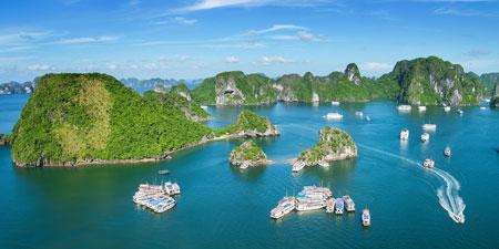 Du lịch biển khám phá vịnh Hạ Long 1 ngày giá tốt từ Hà Nội