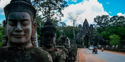 Du lịch Campuchia: giá tốt từ sài gòn dịp lễ noel tết dương lịch 2016