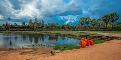 Du lịch Campuchia đón Giáng Sinh và Năm Mới 2015