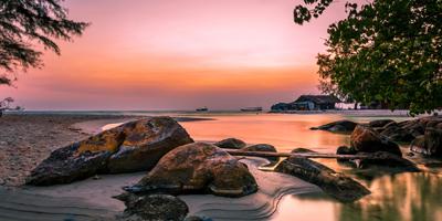 Du lịch Campuchia Sài Gòn - Cao nguyên Bokor (T3/2015)
