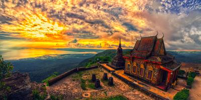 Du lịch Campuchia khởi hành từ TP HCM giá ưu đãi (T10/2015)