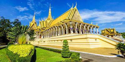 Du lịch Campuchia Siêm Riệp – Phnompenh 4 ngày từ Sài Gòn (2016)