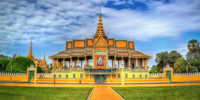 Du lịch Campuchia 4 ngày khởi hành từ Sài Gòn giá tốt 2016