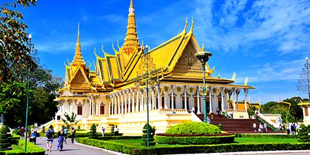 Du lịch Campuchia hè 2017 Siêm Riệp - Phnompenh khởi hành từ Tp.HCM