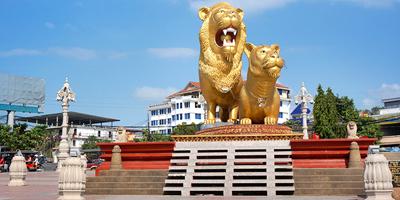 Du lịch Campuchia Bokor - Sihanoukville - Phnom Penh lễ 30/4