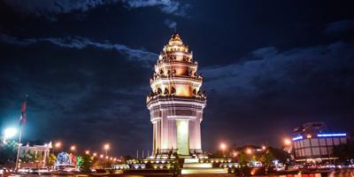 Du lịch Campuchia đi đảo Kohrong Samloem 4 ngày giá tốt từ Tp.HCM
