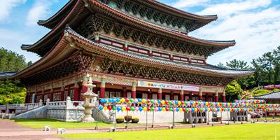 Du lịch Hàn Quốc 5 ngày giá tốt 2015 dịp Giáng Sinh và Năm Mới 2015