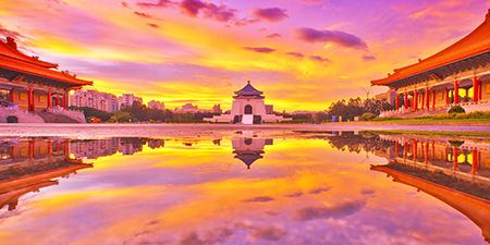 Du Lịch Đài Loan 5 ngày 4 đêm mùa thu bay Vietjet Air từ TP.HCM