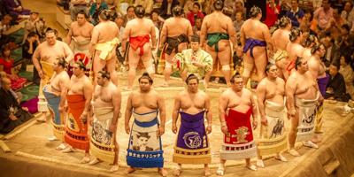 Du Lịch Nhật Bản Free & Easy giá cực tốt xem thi đấu võ Sumo 2016