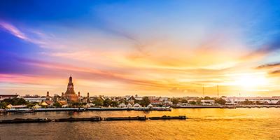 Du Lịch Free and Easy Thái Lan 4 ngày giá tốt đi Bangkok dịp hè 2017