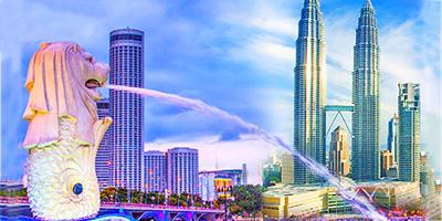 Du Lịch Free and Easy Malaysia - Singapore giá tốt 2017 từ Sài Gòn