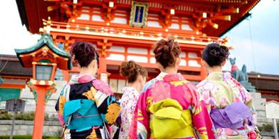 Du Lịch Nhật Bản Free & Easy giá tốt trải nghiệm trang phục Kimono