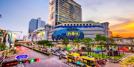 Du Lịch Free & Easy Thái Lan giá cực tốt trải nghiệm Bangkok 4N3D