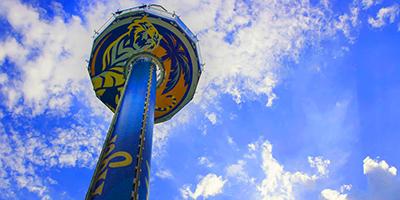 Vé tham quan Singapore chinh phục Tiger Tower