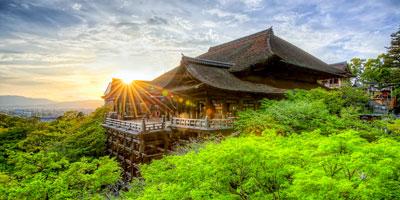 Du lịch Nhật Bản Mùa Lá Đỏ khởi hành từ Hà Nội