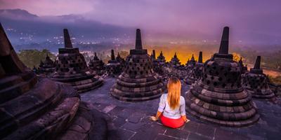 Du lịch Indonesia Sài Gòn - Jakarta (T3/2015)