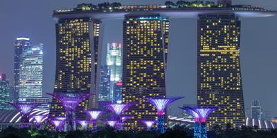 Du lịch Sing - Mã dịp hè 2015 hàng không Air Asia