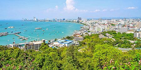 Tour Thái Lan Bangkok - Pattaya 5 ngày 4 đêm khởi hành từ Tp.HCM