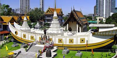 Du lịch Thái Lan Bangkok - Pattaya - Supatraland hè T7/2015