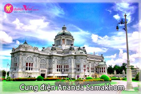 Du lịch Thái Lan hè 2015 giá tốt từ Hà Nội bay Vietnam Airlines