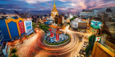 Du lịch Thái lan siêu khuyến mãi bay Vietjet Air (T4/2015)