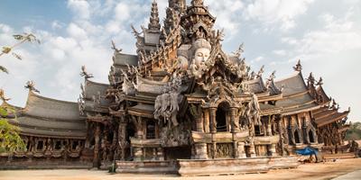 Du lịch Thái Lan Bangkok - Pattaya bay hàng không Air Asia (T7/2015)