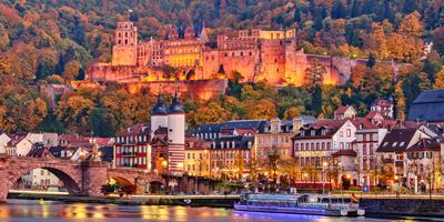 Du lịch Châu Âu Đức - Pháp - Thụy Sĩ - Ý từ Sài Gòn (2016)