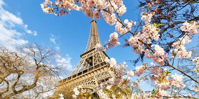 Du lịch Châu Âu mùa xuân 2015 giá tốt nhất