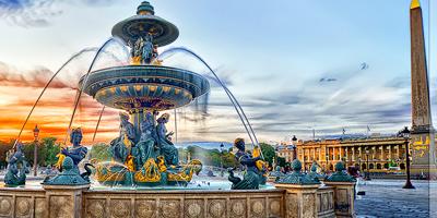 Du lịch Pháp 7 ngày 6 đêm khuyến mãi hội chợ ITE 2016