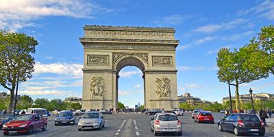 Du Lịch Châu Âu Pháp - Thụy Sĩ - Đức 9 ngày tết âm lịch 2016