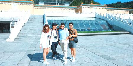 Du lịch Đài Bắc - Đài Trung - Cao Hùng 5 ngày giá tốt từ Hà Nội 2017