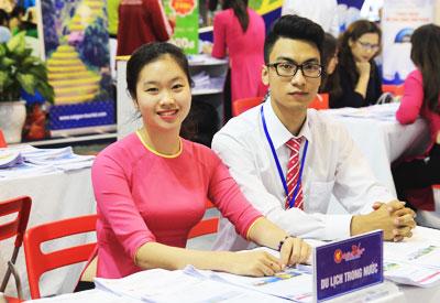 Tuyển dụng nhân viên kinh doanh (Sales) du lịch tại Hà Nội 2018