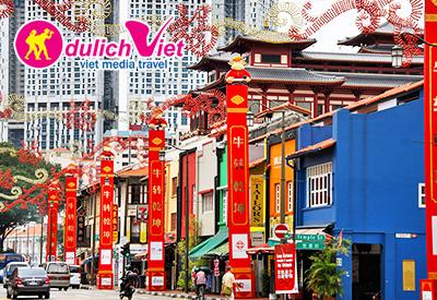 Chinatown Singapore - Vẻ đẹp từ cổ xưa đến hiện đại