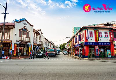 Little India – Tiểu Ấn Độ trong lòng Singapore