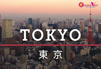 24 tiếng đặc biệt tại thủ đô Tokyo Nhật Bản