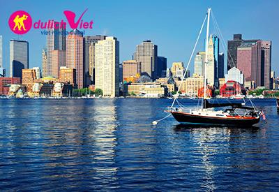 Boston và những điểm đến hấp dẫn nhất