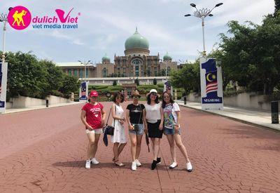 10 Triệu 990 Nghìn - Du lịch Singapore - Malaysia 6 ngày 5 đêm