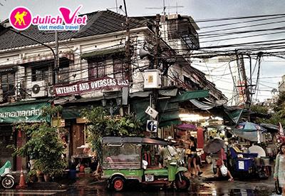 Du lịch Thái Lan một mình, bạn đã thử?