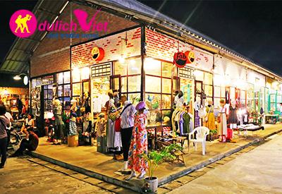 Top 5 khu chợ được ví như thiên đường mua sắm ở Bangkok Thái Lan
