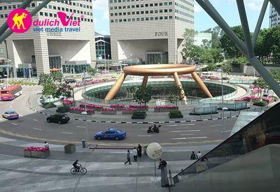 Thành phố phong thủy - Nơi thu trọn giàu sang trời đất tại Singapore