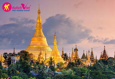 Một thoáng Yangon Myanmar