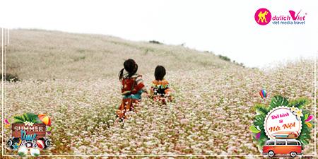 Du lịch Hà Giang của những mùa hoa 3 ngày giá tốt từ Hà Nội 2017