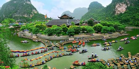 Du lịch Ninh Bình - Nam Định du xuân 2 ngày giá tốt từ Hà Nội