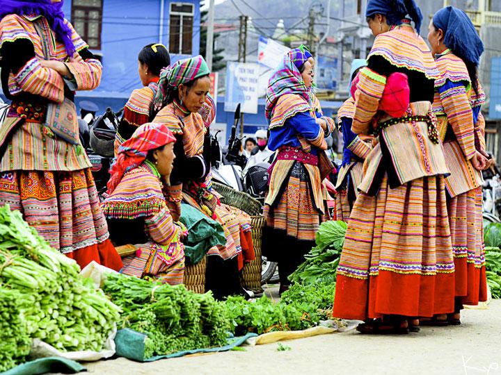 Du lịch Mộc Châu Tết dương lịch 2017 ngắm hoa cải trắng từ Hà Nội