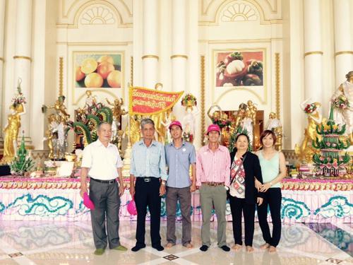 Phản hồi khách hàng đi Tour Du lịch Thái Lan ngày 17/01/2015