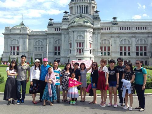 Ý kiến khách hàng đi Tour Du lịch Thái Lan ngày 06/01/2015