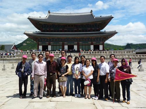 Cảm nhận khách hàng sau khi đi Tour Hàn Quốc ngày 08/04/2014